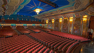 Live Performances at the Paramount Theatre in Aurora, IL