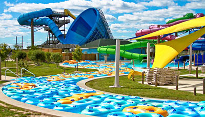 Hotel Near Illinois' Largest Raging Waves Waterpark